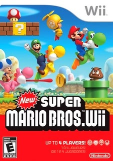 new super mario bros nintendo wii New Super Mario Bros – Nintendo Wii