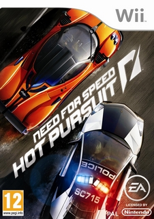 need for speed hot pursuit nintendo wii Need For Speed Hot Pursuit – Nintendo Wii