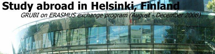Study abroad in Helsinki, Finland