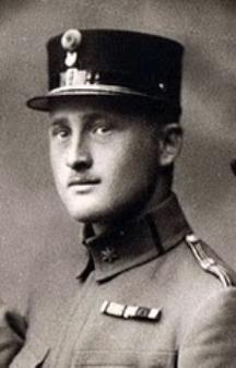 András (Andrés) Kálnay - circa 1917