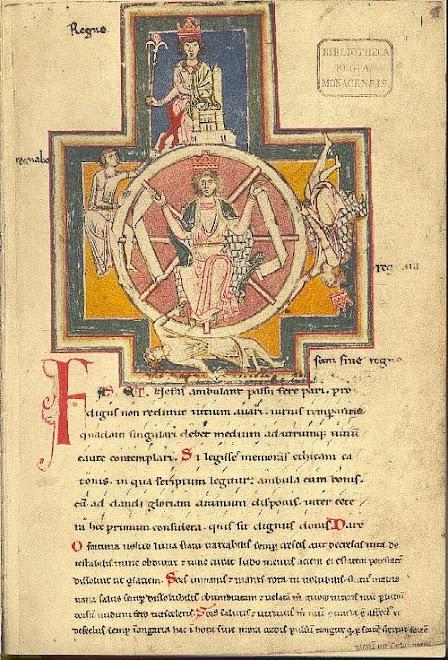 Manuscrito Carmina Burana