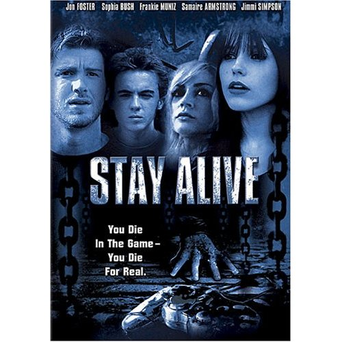 stay alive semblance