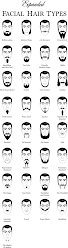 Beard Types