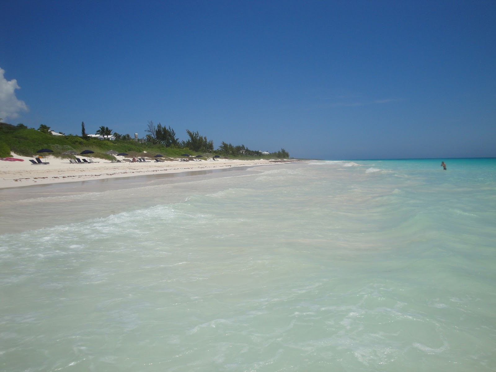 Mike esposito 39 s travel blog return to pink sands beach for Bahamas pink sand beach