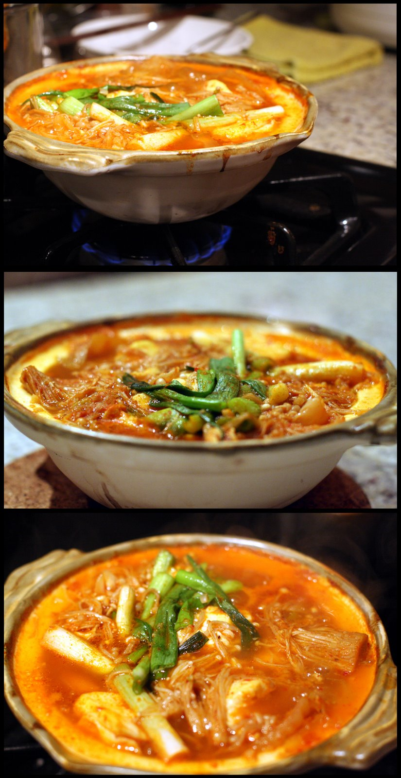 Korean Food, Sundubu Jigae