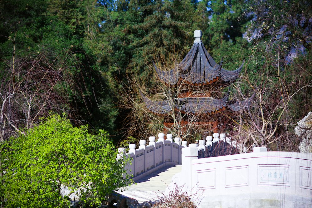 Huntington Library Pavilion