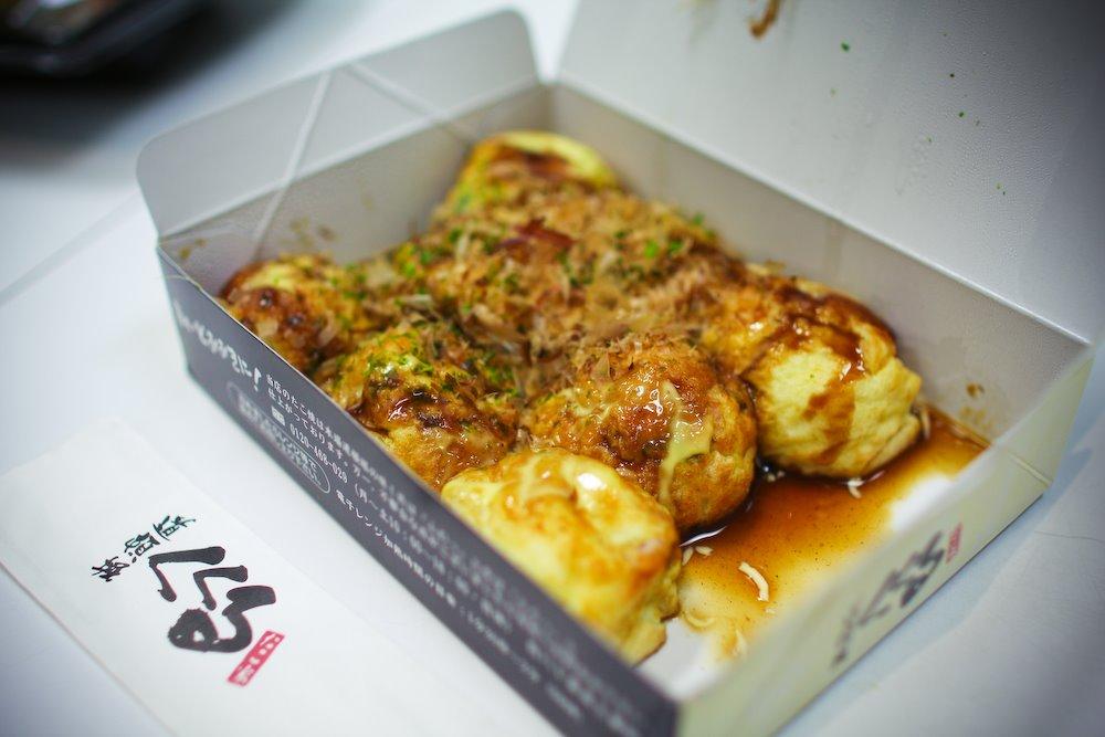 Mitsuwa Chicago, Takoyaki