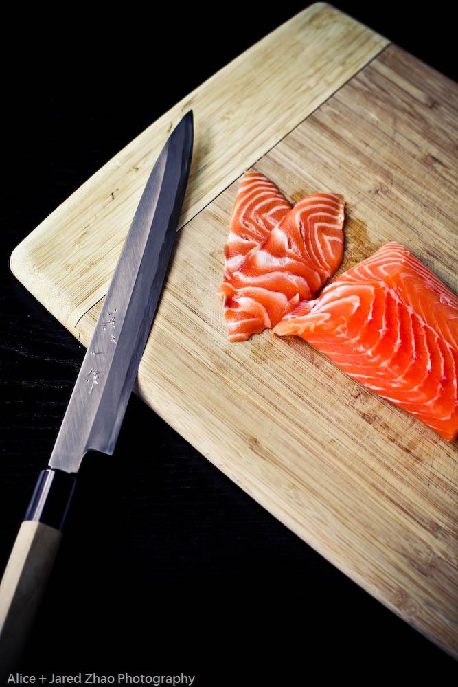 Watanabe Yanagi, Sashimi Knife