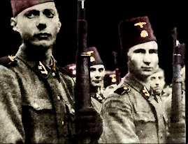 Muslimska waffen-SS förband
