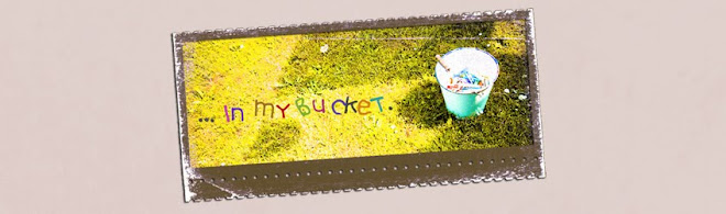 ... In mY BucKeT.