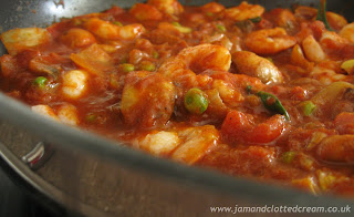 Prawn and Vegetable Curry Recipe