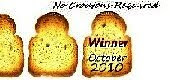 NCR winner october 2010