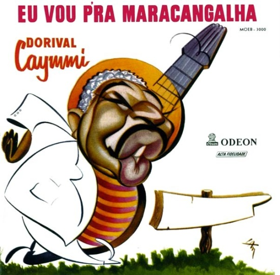 quantos online, - Página 17 Dorival+Caymmi+-+Eu+vou+pra+Maracangalha+%281957%29