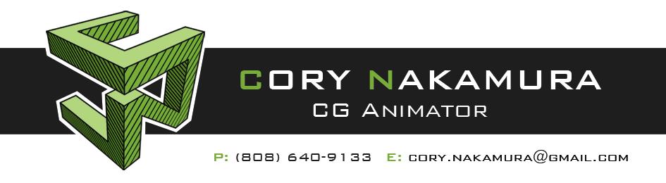 <b>CORY NAKAMURA</b>