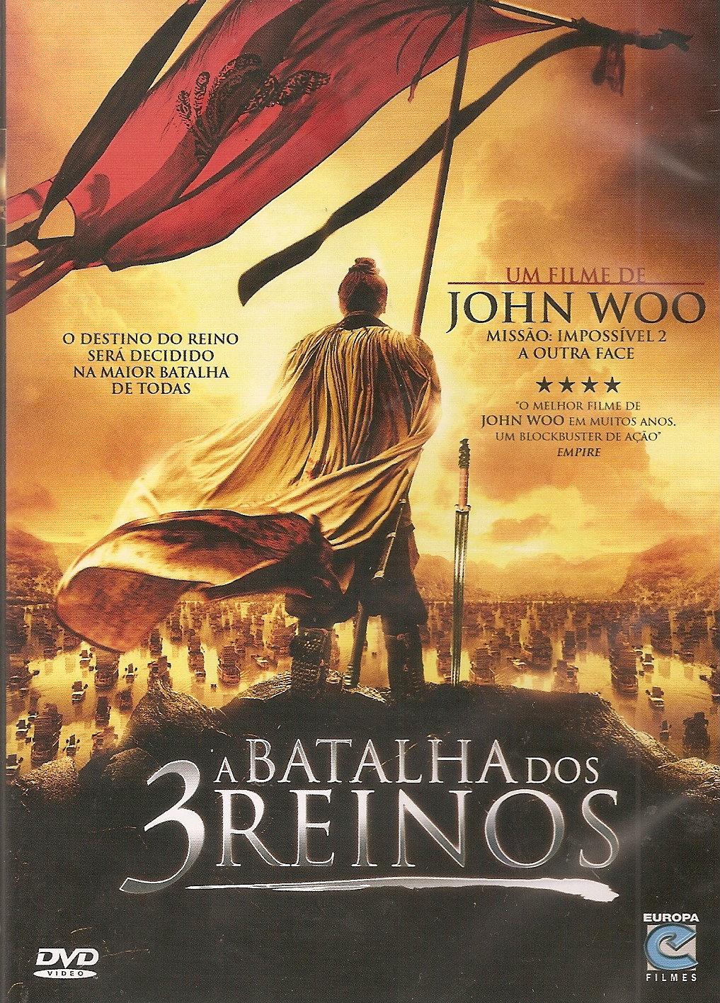 A Batalha dos 3 reinos – Dublado