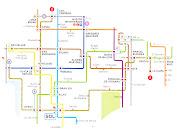 Estos son los cortes actuales en el Metro de Madrid (corte de la linea de metro)