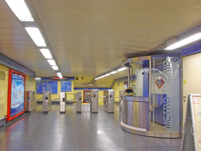Nosolometro los objetos perdidos en el transporte p blico for Oficina de transporte madrid