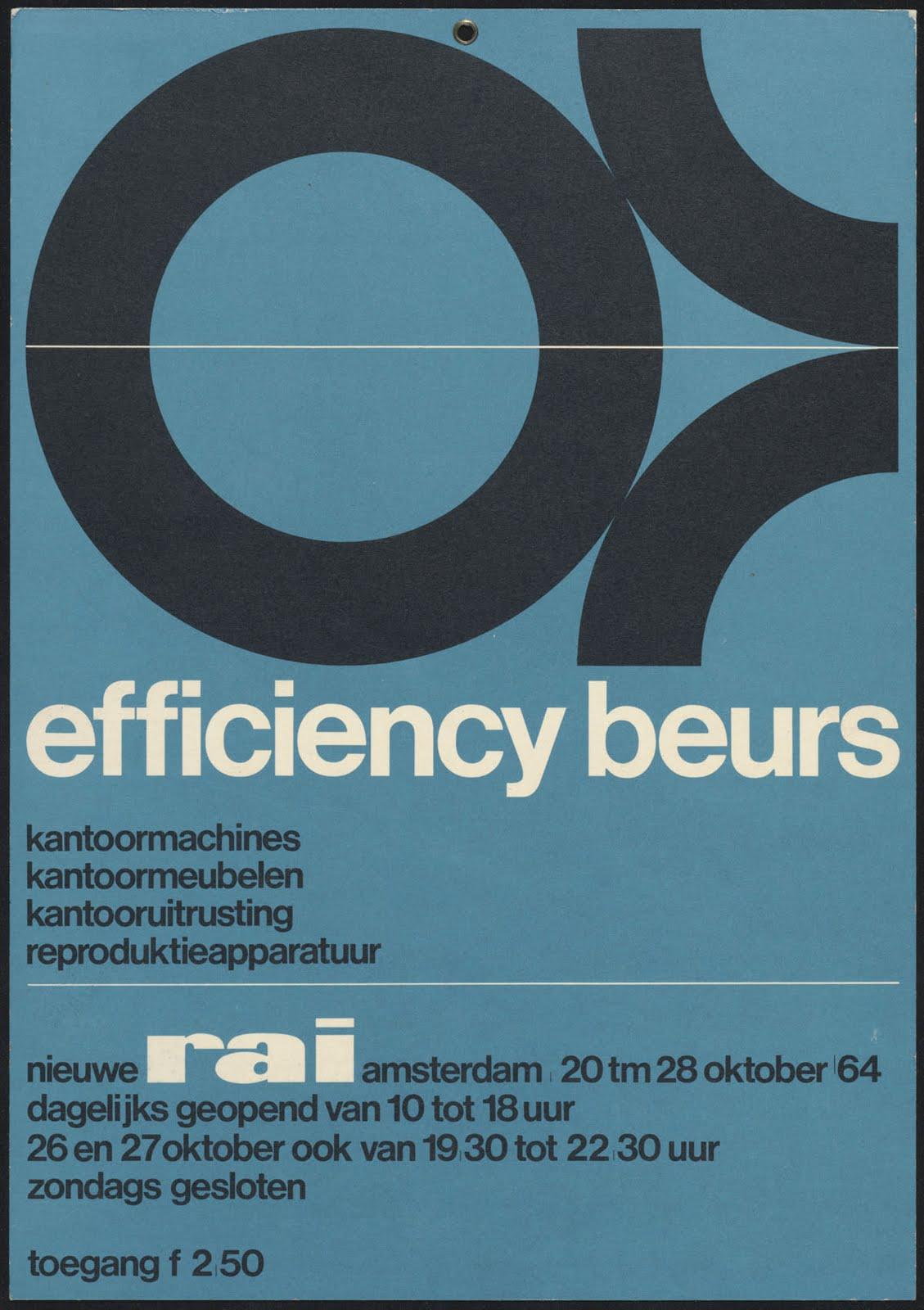 Poster design 50s - I