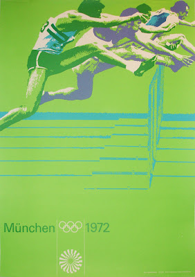 flyer goodness otl aicher munich olympics 1972. Black Bedroom Furniture Sets. Home Design Ideas
