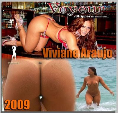 Voyeur - Viviane Araújo