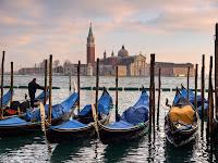 fotos venecia gondola hdr