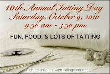 10th Annual Tatting Day