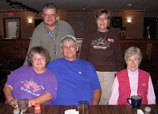 Click for Larger Image of Dinner Group