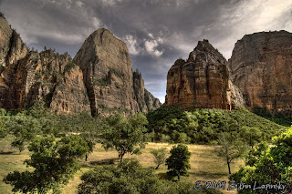 Click for Larger Image of Zion