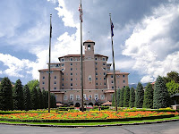 Click for Larger Image of Front of the Broadmoor
