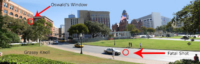 Click for Larger Image of Dealey Plaza