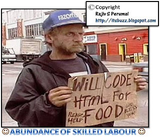 Cheap Skilled Labour