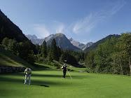 Golfplatz Brand / Österreich