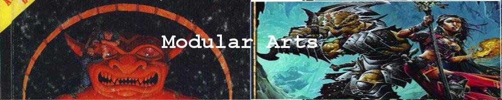 <center>Modular Arts</center>