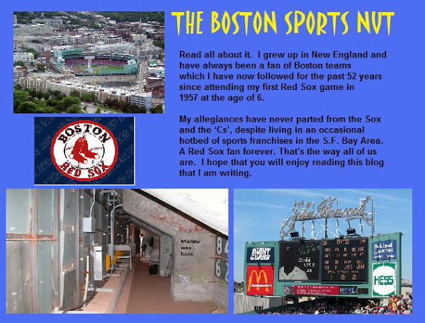 The Boston Sports Nut