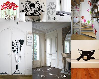 Vinilos para decorar interiores blog for Software para decorar interiores