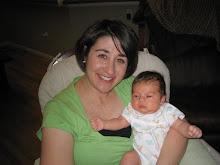 Nico and mama