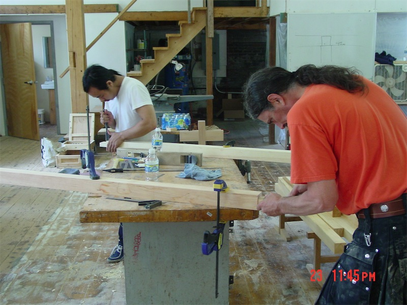 japanese woodworking classes 2