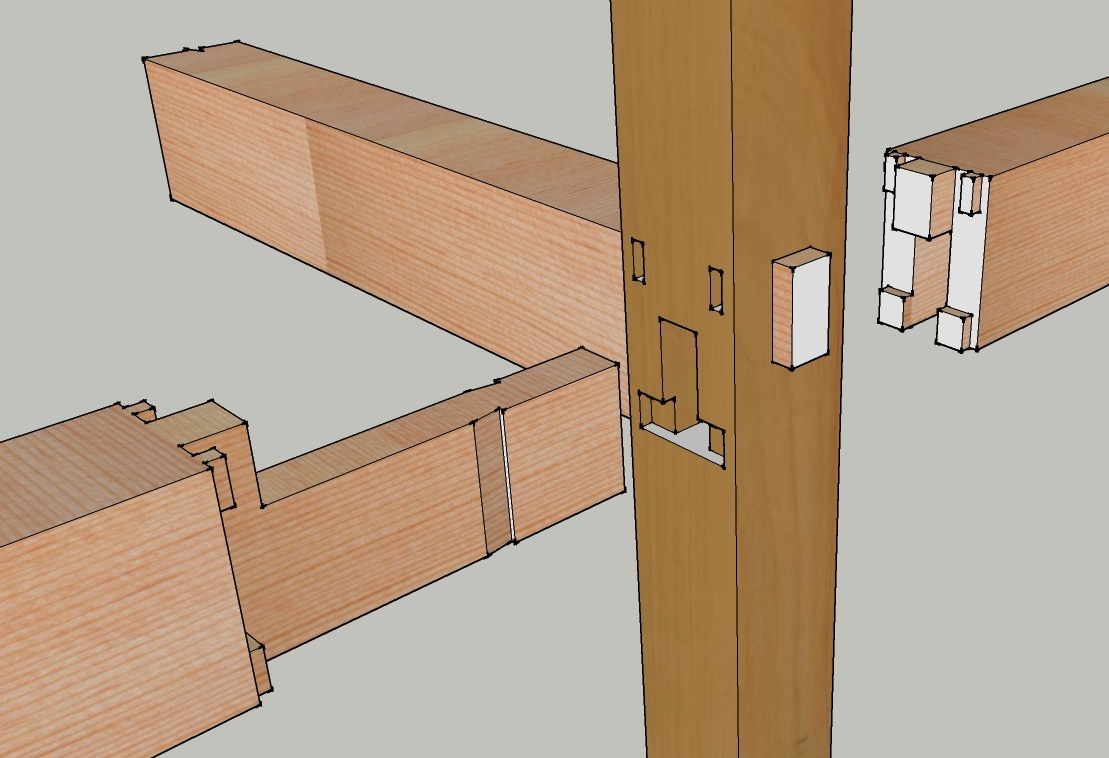 The Carpentry Way The Art Of Japanese Carpentry Drawing