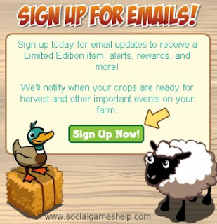 How to get FarmVille Carrier Pigeons