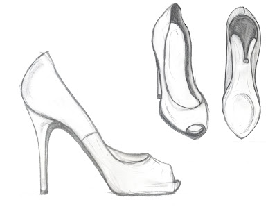 Shoe Fashion Blog on Brookie S Blog  Shoe Sketch
