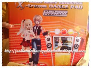 X-treme Dance Pad Platinum 6