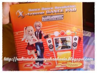 X-treme Dance Pad Platinum 7