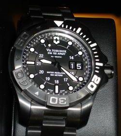 News : Victorinox Dive Master 500 PVD Blue Ice DMLEBlog