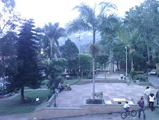 El parque principal de Santandercito