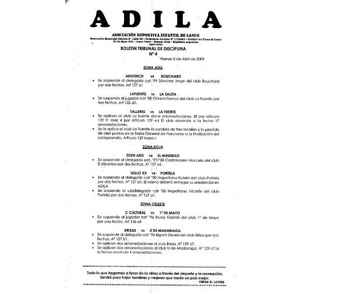 Boletin Oficial N°4-2