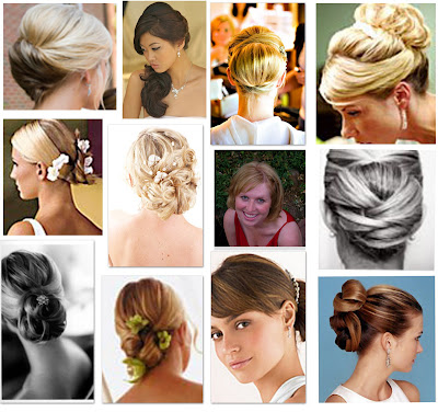 love hairstyle for brides.just add fresh flowers to the hair n u will look