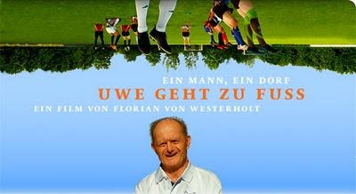 Filmtipp: Uwe geht zu Fuß (D 2009), Behinderung Handicap, deutsch, Deutschland, Down Syndrom, Down-Syndrome, Film Fernsehen TV Kino, Extrachromosom, Trisomie 21,