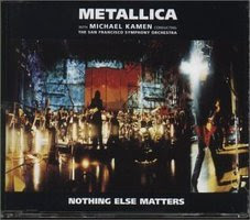 NOTHING ELSE MATTERS - Metallica Live Video, Cover & Lyrics / Songtext (memory Clifford Lee Burton!), Metallica, Video, live en vivo Konzert Concert concierto, Cover, Songtext Lyrics,