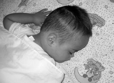 Down-Syndrom, Fotos, Maximilian, Medizin, Hilfe! - Was raubt mir den Schlaf?