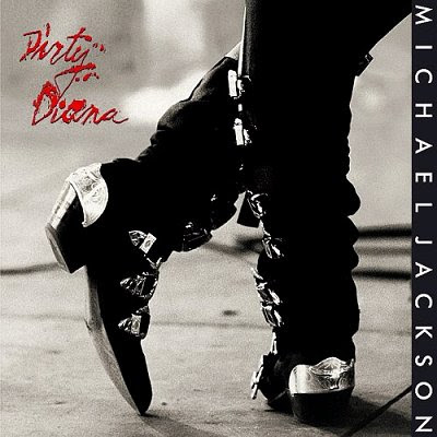 Michael Jackson Dirty Diana Video, Cover & Lyrics, Michael Jackson, Songtext Lyrics, Cover, Video